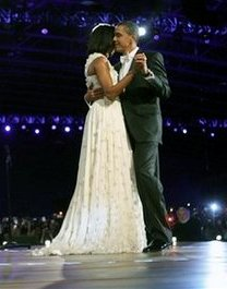 Obama dance